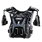 Thor Kids Quadrant Roost Deflector Black/White One Size Fits All OSFA XF2701-0367