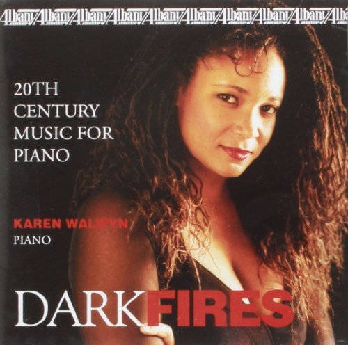 Dark Fires: 20th Century Music for Piano (1997-10-14)