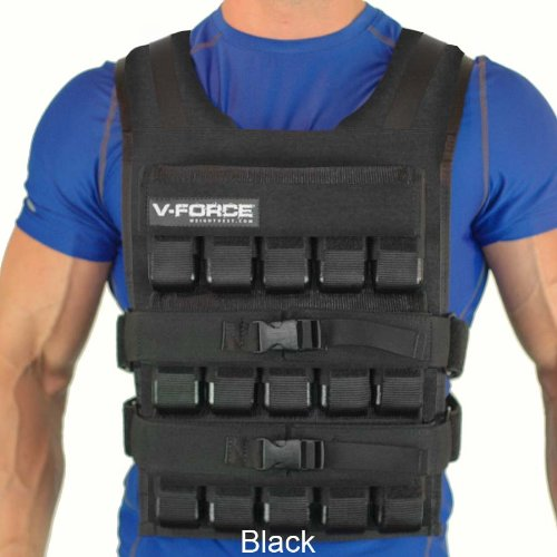 "150 Lb. V-Force - 3-1/4"" Shoulders Black"