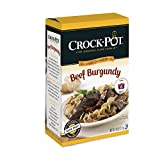 Crock-Pot Delicious Dinners Beef Burgundy, 7.64 Ounce