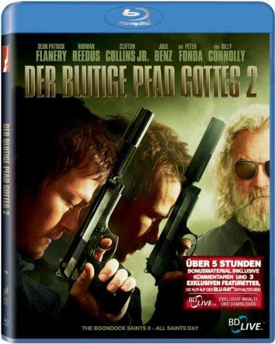 Der blutige Pfad Gottes 2 (Uncut Version) [Blu-ray]