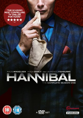Hannibal ハンニバル シーズン1[PAL-UK]