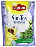 Lipton - Th� Froid Suntea P�che Menth...