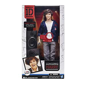 One Direction Singing Dolls Collection Harry from One Direction