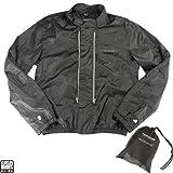 コミネ(Komine) バイクジャケット ウォータープルーフ ライニングジャケット ブラック L 07-024 JK-024