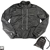 KOMINE(コミネ) 07-024 JK-024 ウォータープルーフ ライニングジャケット ブラック Lサイズ