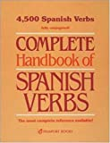 img - for Complete Handbook of Spanish Verbs book / textbook / text book