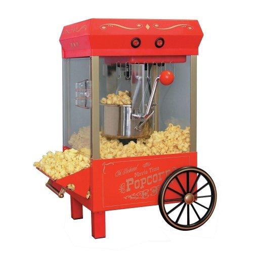 Nostalgia Electrics(Tm) Kpm508 Vintage Collection(Tm) Kettle Popcorn Maker Nostalgia Electrics Kpm-