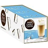 Nescafé Dolce Gusto Cappuccino Ice, Lot de 3, 3 x 16 Capsules (24 portions)