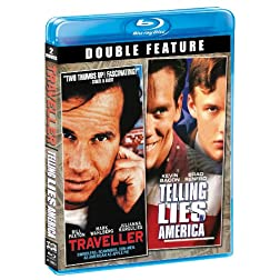 Traveller / Telling Lies in America (Double Feature) [Blu-ray]