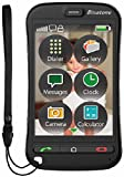 Binatone SM800 Touch Screen Big Button Sim Free Mobile Phone