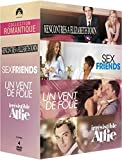 Paramount Collection Romantique : Rencontres à Elizabeth Town + Sex Friends + Un vent de folie + Irrésistible Alfie