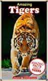 AMAZING TIGERS: A Childrens Book About Tigers and their Amazing Facts, Figures and Photos/Pictures: (Animal Books For Kids)
