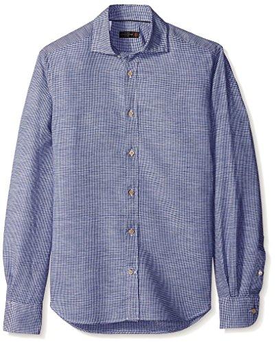 corneliani-mens-mini-check-sport-shirt-blue-46-eu-185