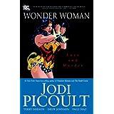 Wonder Woman: Love and Murder SCpar Jodi Picoult
