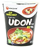 Nongshim Tempura Udon Noodle Cup, 2.18 Ounce (Pack of 6) [Hot Sale]