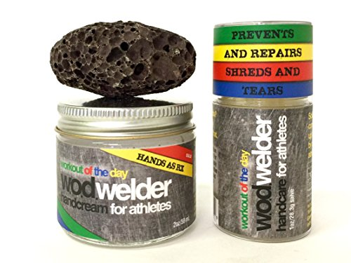 w.o.d.welder Hand Care Kit – Skin Care for Athletes