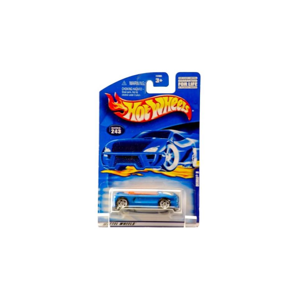 #2000 243 Deora 2 Collectible Collector Car Mattel Hot Wheels 164 Scale