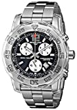 Breitling Mens A7338710-BB49SS Colt Chronograph II Black Dial Watch