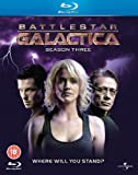 echange, troc Battlestar Galactica - Season 3 [Blu-ray] [Import anglais]