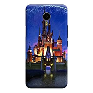 Ebby Premium Printed Back Case Cover With Full protection For Meizu M2 Note (Designer Case)