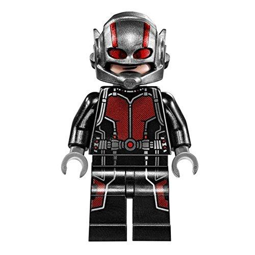 LEGO Compatibili Ant Man Henry Pym Scott Lang Eric O'Grady Marvel Super Heroes Minifigure