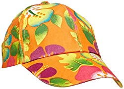 Luau Caps (Asstd Designs) Party Accessory (1 Count)