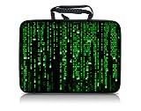 """Sidorenko Designer Notebooktasche Hardcase Größe 28cm von 10"""" bis 10"""
