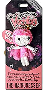 Amazon.com: Watchover Voodoo The Hairdresser Novelty: Toys & Games