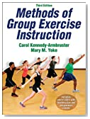 Methods of Group Exercise Instruction-3rd Edition With Online Video