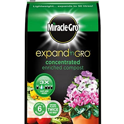 Miracle-Gro Expand n Gro Concentrated Enriched Compost Bag