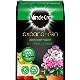 Miracle-Gro Expand n Gro Concentrated Enriched Compost 18 Litres (expands to 50 Litres)  from Scotts Miracle-Gro