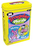 Irregular Plurals Fun Deck Cards Super Duper Educational Learning Toy For Kids