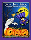 Jolly Jack Moon: Linework Pattern Workbook