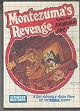 echange, troc Montezumas Revenge - Master System - US