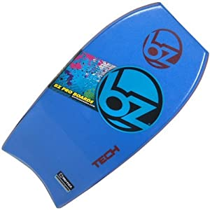 BZ Tech 40 Bodyboard (Colors Vary) from Wham-o