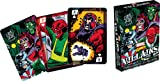 Playing Card - Marvel - Villains Poker Game Licensed Gifts Toys 52287