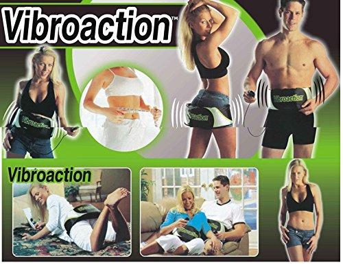 Medex Lab Inc® Vibro Belt. Vibrating Belt for Muscles and Vibration for Massage (Vibro Shape Belt compare prices)