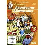 """ES WAR EINMAL ... ABENTEURER & ENTDECKER (6 DVDs im Geschenkschuber - 728 Minuten)von """"Albert Barill�"""""""