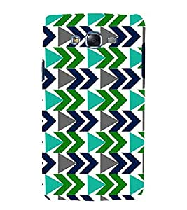printtech Tribal Pattern Back Case Cover for Samsung Galaxy A5 / Samsung Galaxy A5 A500F