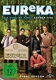 EUReKA - Die geheime Stadt, Season Five: Final Season [5 DVDs]