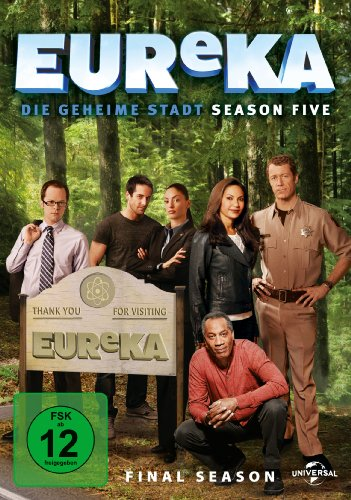 EUReKA - Die geheime Stadt, Season Five: Final Season [5 DVDs]