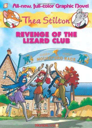 Thea Stilton HC 02 Lizard Club (Thea Stilton 2)