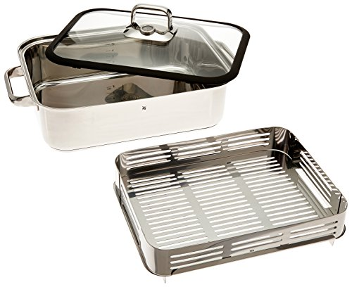 WMF Vitalis Cooking System II, Large, Silver (Wmf Pans compare prices)