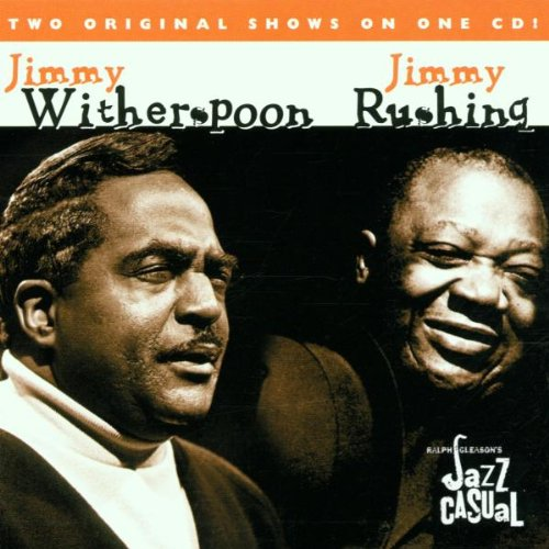 Jazz Casual by Jimmy Witherspoon and Jimmy Rushing