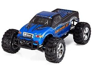Redcat Racing Caldera 3.0cc 2-Speed Nitro Monster Truck, 1/10 Scale