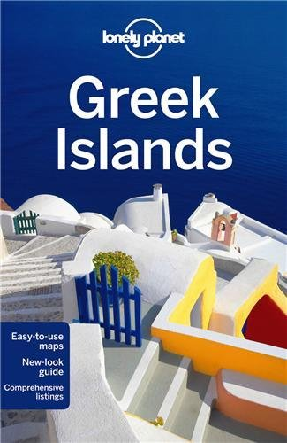 Lonely Planet Greek Islands (Travel Guide) front-963329
