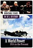 img - for Debatable Issues in U.S. History: 005 (Middle School Reference) (2004-04-03) book / textbook / text book