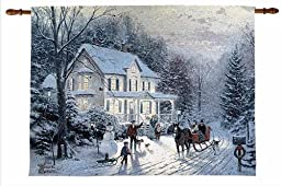 Thomas Kinkade Home For The Holidays Fiber Optic Wall Hanging Manual Woodworkers