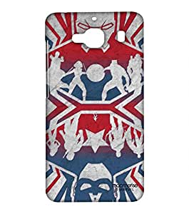 Reflection Ironman - Sublime Case for Xiaomi Redmi 2